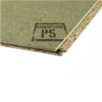 Stable, durable and easy to lay, Caberfloor P5 – 22mm is a high-strength wood particleboard engineered for all domestic and most other floors. Available in 18 or 22mm thickness, the moisture resistant variant is the UK's most widely used particleboard flooring panel.
